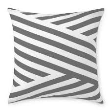 Linen Covers Gray Print Pillows White Walls Grey Outdoor Pillows Williams Sonoma