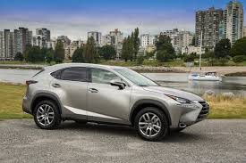 lexus jeep 2015 lease 2015 lexus nx a luxury crossover with universal appeal review