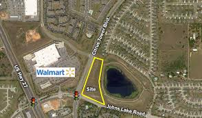 Clermont Florida Map by 6 9 Acres Citrus Tower Boulevard In Clermont Florida U2013 Saunders