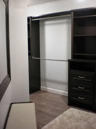 furniture black wooden home depot closet organizers for modern