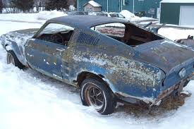 1967 ford mustang fastback project for sale 1967 ford mustang fastback project car salvage cars for sale