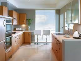 fine small open galley kitchen budget and bath remodels