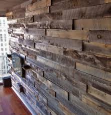reclaimed wood wall photos centennial woods