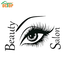 online buy wholesale big eye wall stickers from china big eye wall dctop beautiful big eye art wall sticker beauty salon diy vinyl removable home decor stickers living