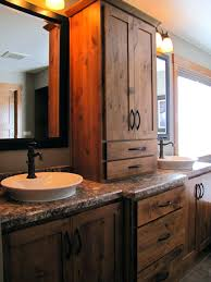 double bathroom sink cabinets medium size of bathroom dual vanity