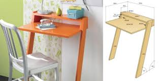 Computer Desk For Small Space Short On Space Try These Compact Home Office Desks