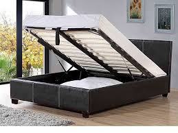 Bed Frame Lift Ottoman Bed Frame With Innovative Ottoman