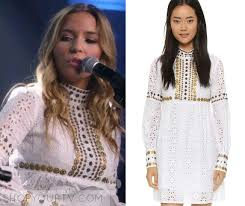 maddie s nashville season 4 episode 17 maddie s white embellished dress