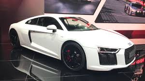 audi r 8 2018 audi r8 v10 rws release date price and specs roadshow