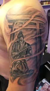 samurai tattoo by kiddotattoo on deviantart