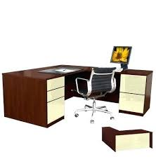 Kidney Shaped Executive Desk L Shaped Executive Desk Prestige Collection Shape Kidney Computer