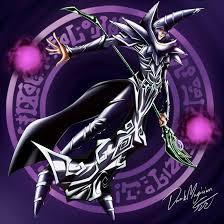 dark magician alternative card artwork series by tenshimanga on