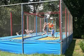 perfect ideas backyard trampolines easy backyard trampoline