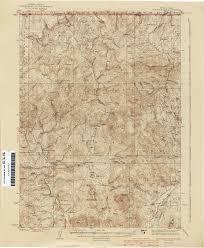 Nevada City Map Nevada Historical Topographic Maps Perry Castañeda Map