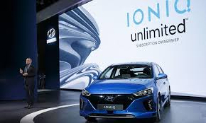 Toyota Prius Branding Caign In China Can Hyundai S Ioniq Inroads Against Prius