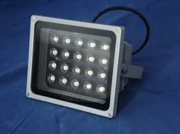 led outdoor flood lighting silver black sophisticated square lamp with 20 bulbs durable long life emergency