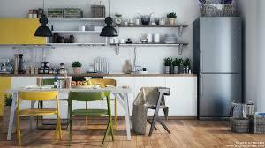 modern yellow kitchen uncategories modern open plan kitchen designs white kitchen