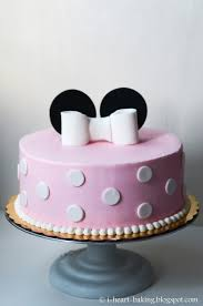 minnie mouse cake i heart baking minnie mouse cake