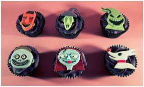 nightmare before christmas cake decorations the nightmare before christmas cake cupcakes on behance
