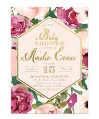 pink and gold baby shower invitations burgundy blush pink gold baby shower invitation watercolor