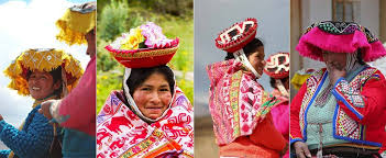 traditional andean clothing threads of peru