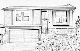 tri level home plans designs split level floor plans 1960s meze