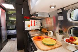 Decorating A Modern Home by Peek Inside Our Airstream Just 5 More Minutes