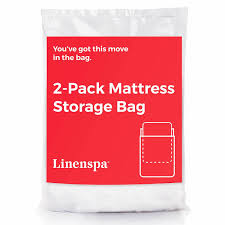 Garden Furniture Cushion Storage Bag by Amazon Com Linenspa 2 Pack Mattress Bag For Moving And Storage