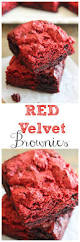 red velvet brownies mandy u0027s recipe box