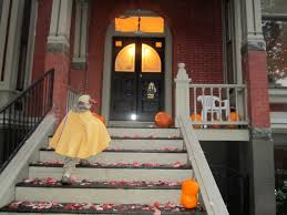 the story of the twist doorbell how i use halloween to check out
