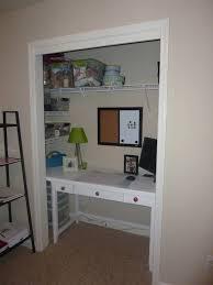 Closet Office Desk Office Design Ikea Storage Diy Closet Office Office Storage