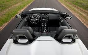 Nissan 370z Interior 2010 Nissan 370z Roadster Verdict Motor Trend