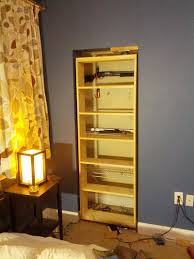 amazing how to build a hidden bookcase 63 in 18 wide bookcase with