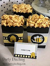 bumble bee party favors bee party ideas bee cookies bee desserts bee cupcakes bee
