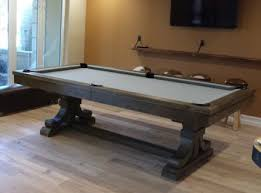 Imperial Pool Table by Rustic Pool Tables