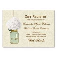 wedding registry cards gift registry template tolg jcmanagement co
