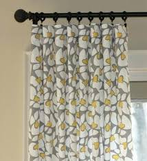 Bird Print Curtain Fabric Yellow And Grey Shower Curtain This Fabric Is Premier Prints