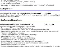 cna resume samples cna resumes examples nursing resume sample