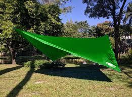 chill gorilla 10 u0027 hammock waterproof rain fly tent tarp 170