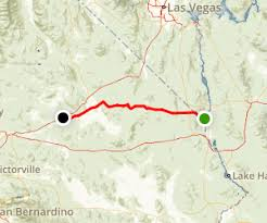 road map up mojave road nevada maps photos reviews alltrails