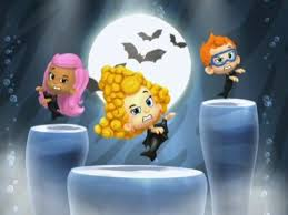 Bubble Puppy Halloween Costume Haunted House Party Bubble Guppies Wiki Fandom Powered Wikia