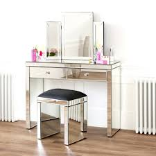 Shabby Chic Vanity Table Dressing Table With Mirror And Stool U2013 Vinofestdc Com