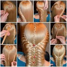 braided hairstyle instructions step by step wonderful diy romantic heart braided hairstyle