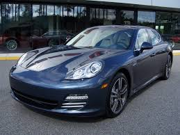 porsche panamera 2015 blue 2010 porsche panamera 4s in yachting blue with two tone leather
