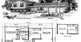 tri level house plans 1970s tri level house plans 1970s aloin info aloin info