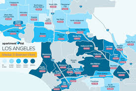Rent Control Los Angeles Map by Los Angeles Rents Continue To Rise In 2017 L A Weekly