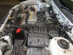 mitsubishi ce mirage 4g15 manual starter motor s n v6576 ebay