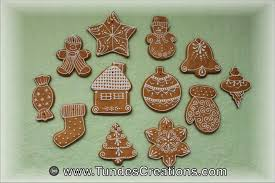 gingerbread ornaments the gingerbread artist gingerbread christmas ornament