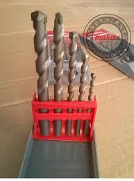 aliexpress com buy original makita d 05175 impact drill bit 5pcs