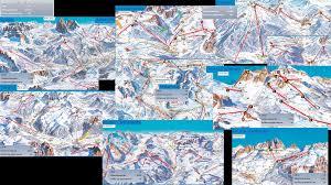 Map Performance Ski Performance Check Dolomiti Superski